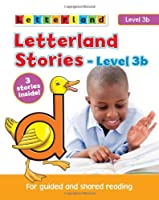 Letterland Stories: Level 3b (Letterland at Home) by Lyn Wendon(2010-06-30)