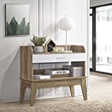 Console Table Hallway Side Entry Display Stand 1 Drawer Scandinavian Furniture