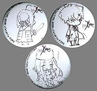 C81 Fate/Zero 缶バッジ3個セット