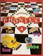 Scholastic Phonics Level A Workbook スカラスティック・フォニックスA ワークブック