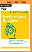Performance Reviews (HBR 20 Minute Manager)