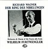 ワーグナー : 楽劇4部作 「ニーベルングの指環」 全曲 (Richard Wagner : Der Ring Des Nibelungen / Wilhelm Furtwangler, Orchestra & Chorus of the Teatro alla Scala) [13SACD Hybrid] [Box Set] [Limited Edition] [歌詞対訳付き解説書付属]