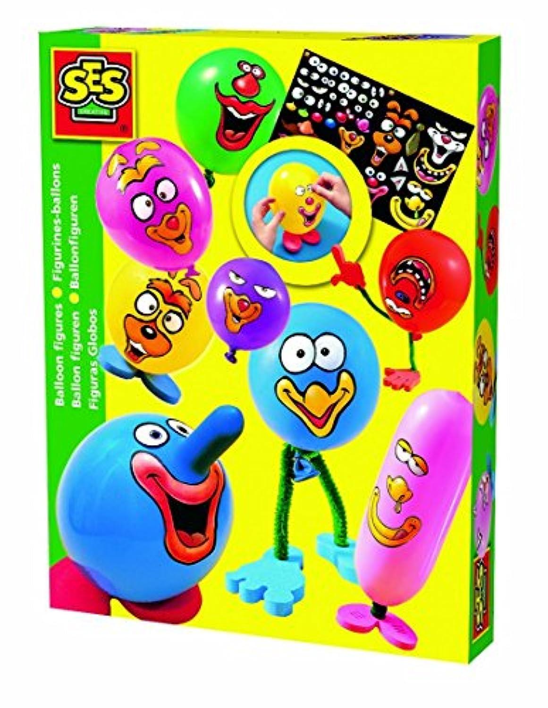 SES Creative Balloon Figures Kit [並行輸入品]