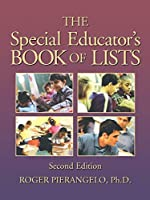 The Special Educator's Book of Lists (J-B Ed: Book of Lists)