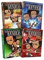 The Boondocks (The Complete Season 1-4) [並行輸入品]