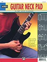 Alfred's Guitar Neck Pad: 15-fret Neck Diagrams