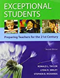 Exceptional Students: Preparing Teachers for the 21st Century (B&B Education)
