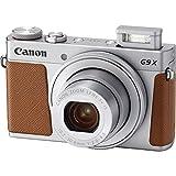 Canon PowerShot g9?XマークII 20.1?MPコンパクトデジタルカメラW/1インチセンサーand 3インチLCD???WIFI、NFC、Bluetooth対応???シルバー