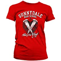 Buffy The Vampire Slayer Officially Licensed Sunnydale Slayers Club '97 Women T-Shirt
