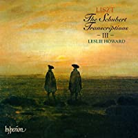 Liszt: The Schubert Transcriptions III (1995-06-20)