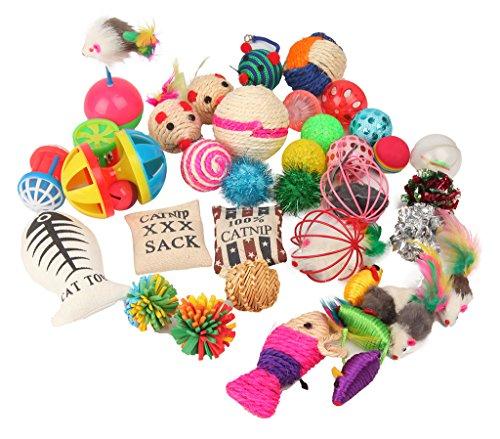 Fashion's Talkネコおもちゃのバッグ様々なネコも似合い(20個)...