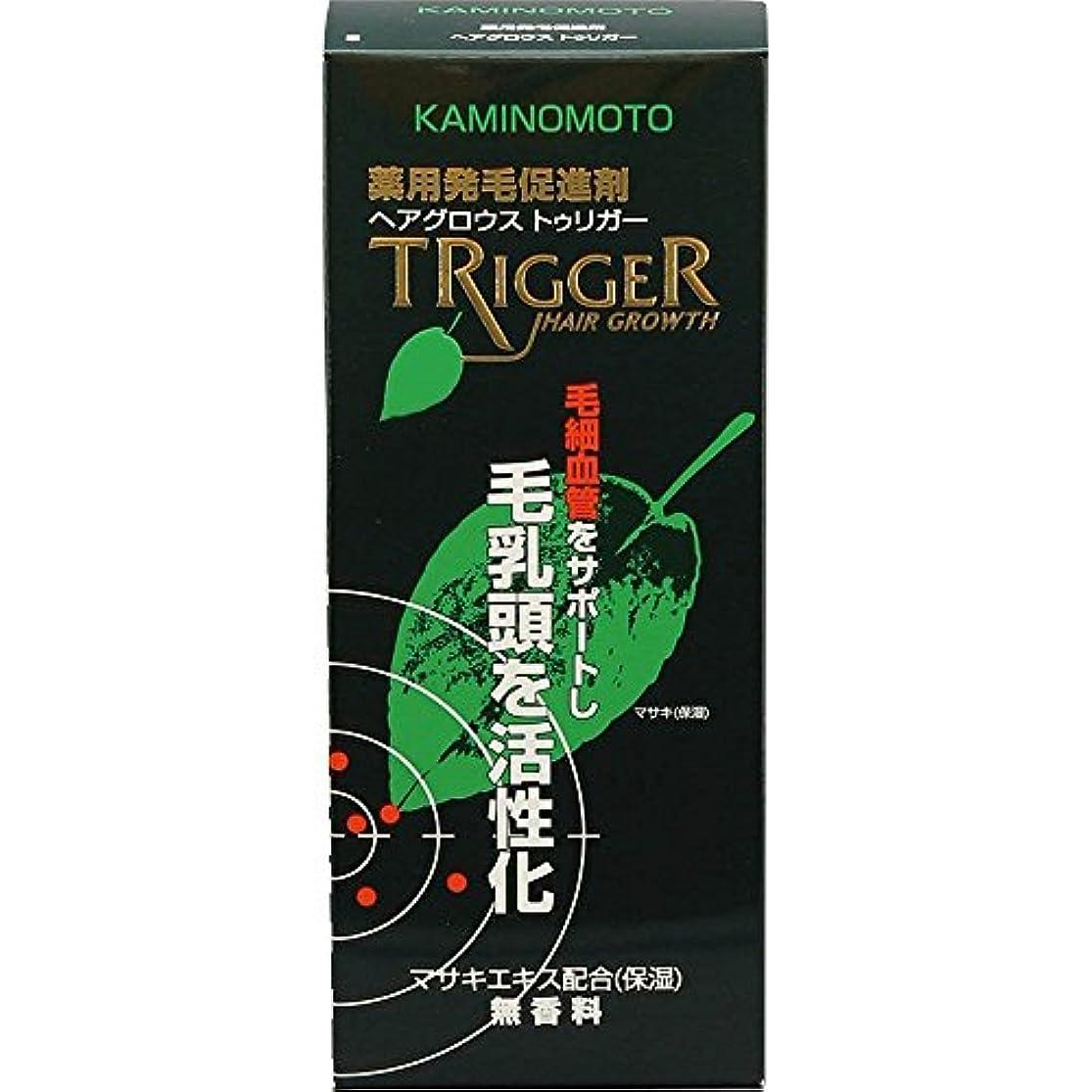 フレット待つ強調薬用加美乃素 ヘアグロウス トゥリガー 無香料 180mL×6個