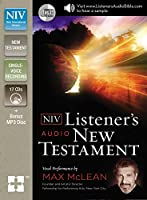 NIV Listerner's Audio New Testament