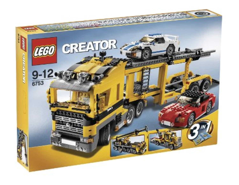 レゴ (LEGO) クリエイター?ハイウェイキャリアカー 6753