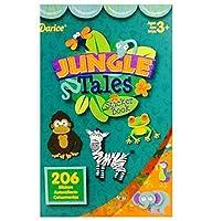 WGI Jungle Tales Sticker Book [並行輸入品]