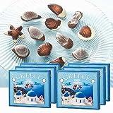 ギリシャ シーシェル チョコレート 6箱セット【ギリシャ 海外土産 輸入食品 スイーツ】171292