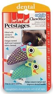 ペットステージ (Petstages) デンタル・チューマウス(2コセット) PTPS327