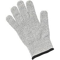 MASTERPRO MPCUTGLV Cut Resistant Gloves, Grey/Black