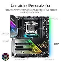ASUS Intel X299搭載 マザーボード LGA2066対応 ROG RAMPAGE VI EXTREME【EATX 】