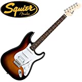 Squier by Fender Bullet with Tremolo HSS Brown Sunburst ストラトキャスター (スクワイヤー by フェンダー)
