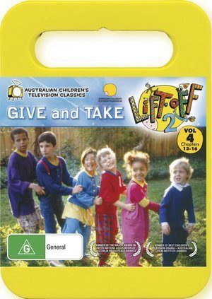 Lift Off 2: Give and Take: Vol. 4 by Aku Bielicki