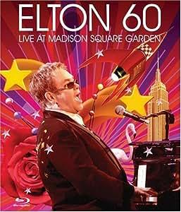 Elton 60: Live at Madison Square Garden [Blu-ray] [Import]