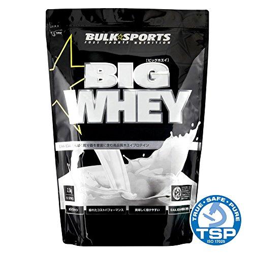 バルクスポーツ プロテイン ビッグホエイ 2.3kg ブルーベリーミルク …
