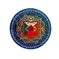 Hayagriva Mandala sticker