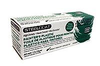 "SteelCoat fg-p9934–70高密度Painter 'sプラスチック、8' 4"" x 200'"