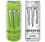 【セット買い】モンスターウルトラ缶 355ml×24本 + モンスター ウルトラパラダイス 355ml ×24本