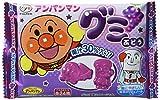不二家 アンパンマングミ(ぶどう) 6粒×20袋