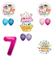 Num Noms 7th Birthday Party Supplies and Balloon Decorations [並行輸入品]