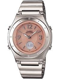 [カシオ]CASIO 腕時計 WAVE CEPTOR ウェーブセプター タフソーラー 電波時計  MULTIBAND 6 LWA-M141D-4AJF レディース