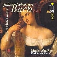 Flute Sonatas Bwv 1013/1030/103