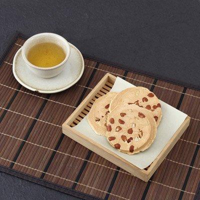 宇部煎餅店 岩手名物 南部煎餅 厚焼きピーナッツ煎餅 4枚×30袋入り 南部せんべい