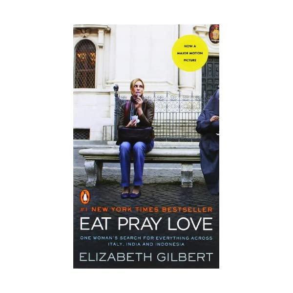 Eat Pray Love: One Woman...の商品画像