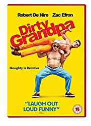Dirty Grandpa [DVD] [2016] by Robert De Niro