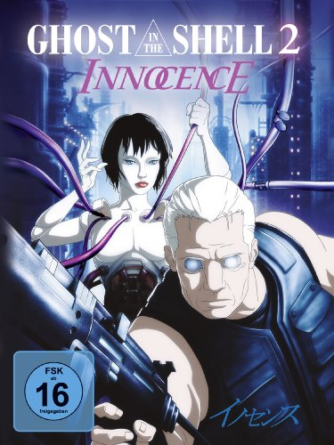 Ghost in the Shell II-Innocenc [Import allemand]
