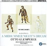 Mendelssohn: A Midsummer Night Dream by Otto Klemperer