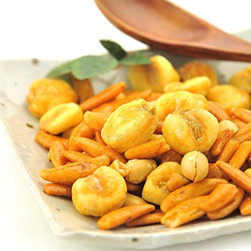 柿の種 & ジャイアントコーン 1袋 100g 柿ピー 塩こしょう味