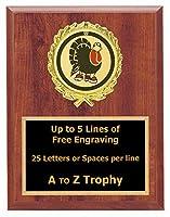 トルコPlaque Awards 6x 8Wood感謝祭Trophy Comic Joke Trophies Free Engraving