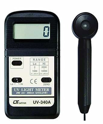 マザーツール デジタル紫外線強度計 UV-340A