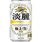 キリン 淡麗 極上〈生〉 6缶パック 350ml×24本