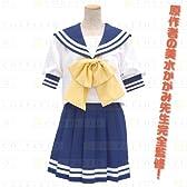 らき☆すた 陵桜学園高校女子制服 夏服 ジャケットセット サイズ:Ladies M