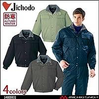 自重堂 作業服 防寒ブルゾン 48080 LL 044ブラック