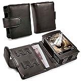 Tuff-Luv Western Case for Cowon Plenue D MP3 Leather Black [E5_66]