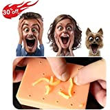 Popping Pimples - Peach Pimple Popping Funny Toy Stop Picking Your Face Pimples