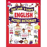 Just Look 'n Learn English Picture Dictionary (Just Look ©n Learn Picture Dictionary Series)