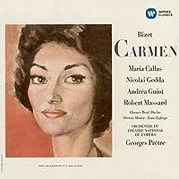 Bizet: Carmen by Maria Callas (2014-12-24)