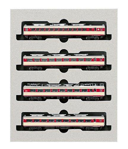 KATO Nゲージ 485系 初期形 雷鳥 増結 4両 10-242 鉄道模型 電車